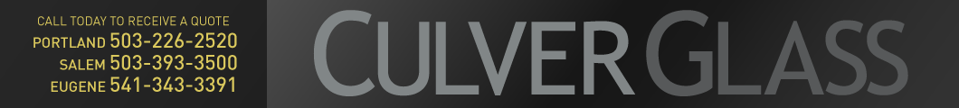 Culver Glass