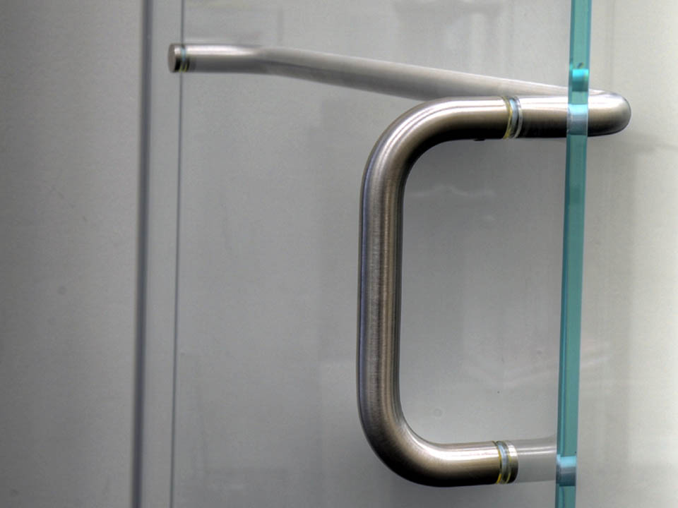 towelbar combo - Glass Shower Door Hardware